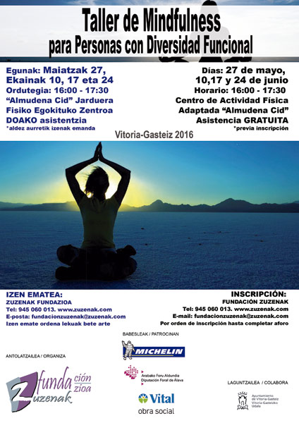 mindfulness sesiones 2016